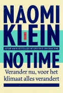 Naomi Klein Dutch Cover No Time This Changes Everything
