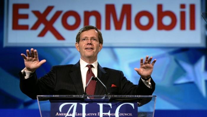 ALEC-Exxon
