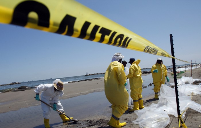 AP-Patrick Semansky-BP cleanup