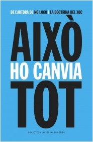 Naomi Klein Catalan Cover AIxo Ho canvia Tot This Changes Everything