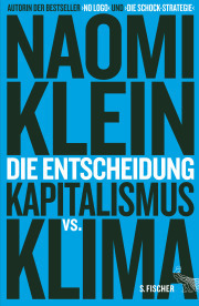 Naomi Klein German Cover Intet bliver som før This Changes Everything