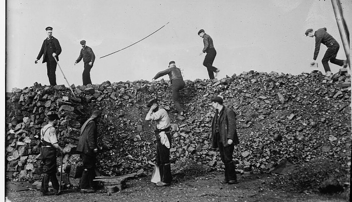 British coal strike